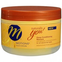 Masque revitalisant profond 236ml (Naturally You !)