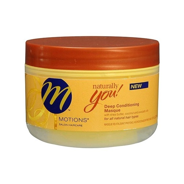 MOTIONS Masque revitalisant profond 236ml (Naturally You !)