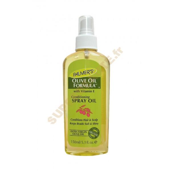 Spray capillaire à l'Huile d'Olive 150ml