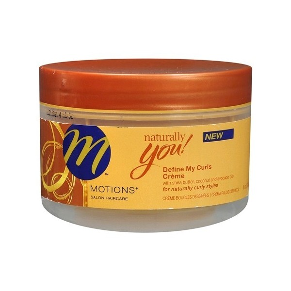 MOTIONS Crème modelage des boucles 226g (Naturally You !)