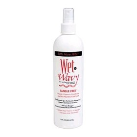 WET N WAVE Spray coiffant et démêlant TANGLE FREE 237ml