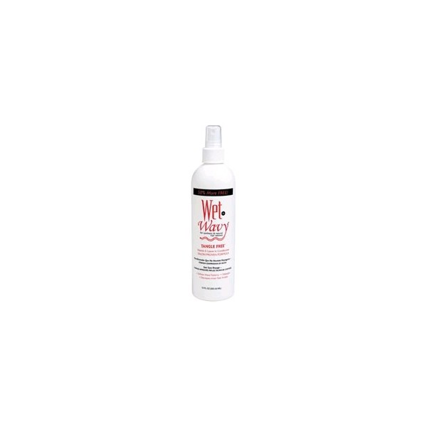 WET N WAVE Spray coiffant et démêlant TANGLE FREE 237ml