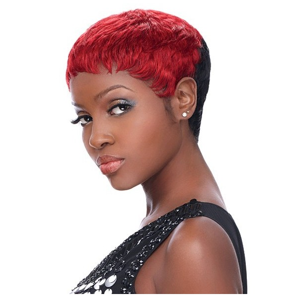 Sensationnel perruque URBAN PIXIE (Bump wig)