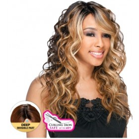 EQUAL wig BENTLY (Deep Invisible Lace)