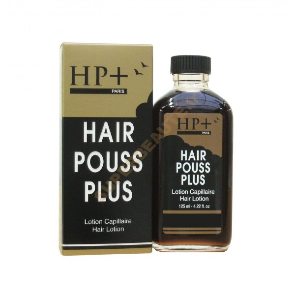 Lotion capillaire Hair Pouss Plus 125ml