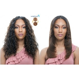 FEMI tissage Indian Remy RIPPLE DEEP 6 PCS