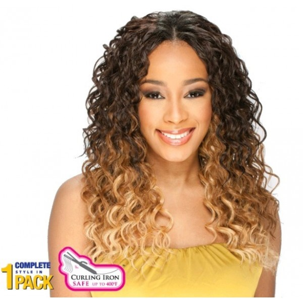 EQUAL tissage APPEAL CURL 4pcs (multi-longueurs)