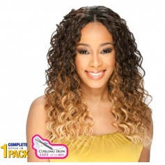 EQUAL tissage APPEAL CURL 4pcs (multi-longueurs) *