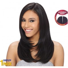 Milkyway Qué tissage Invisible Part Layer 4 PCS *