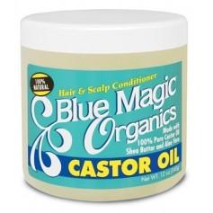 Brillantine à l'huile de RICIN 340g (Castor)