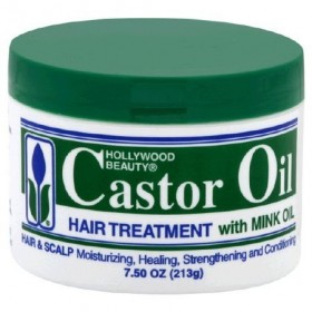 Hollywood Beauty Traitement capillaire RICIN et VISON 213g