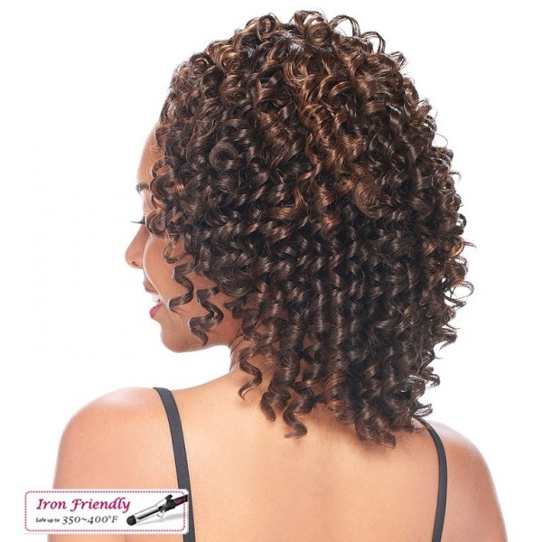 IT'S A WIG perruque SPIRAL CURL (Lace Front)