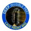 MODEL MODEL perruque RISQUE (Deep Invisible Lace)