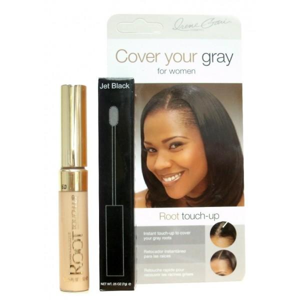 Retouching Hair Colour Mascara 7g JET BLACK