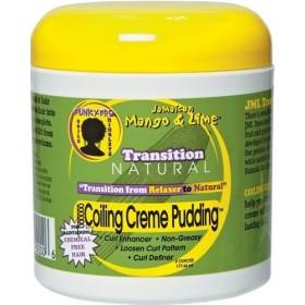 JAMAICAN MANGO & LIME Crème COILING CREME PUDDING 177ml