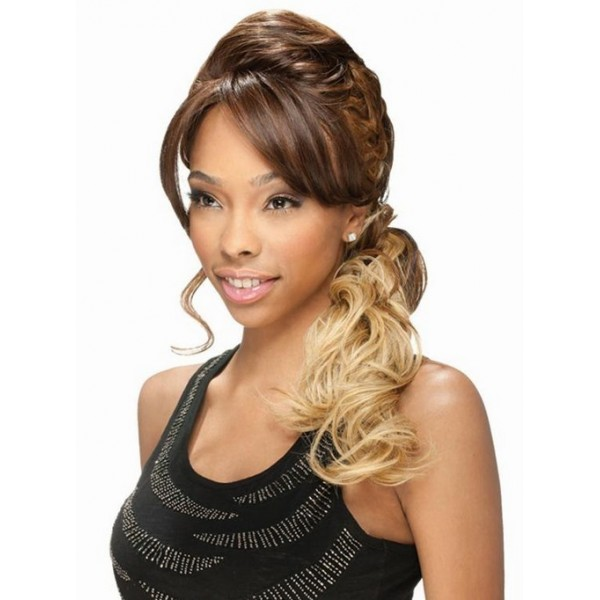 MODEL MODEL perruque SIENNA (Braid lace front)