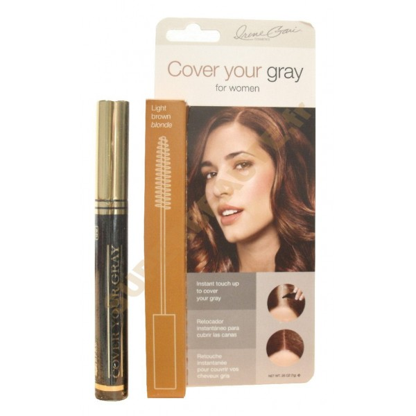 Mascara Coloration Cheveux 7g LIGHT BROWN BLONDE