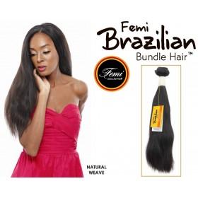 FEMI Brazilian weaving NATURAL HAIR