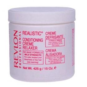 REVLON Crème défrisante formule douce 425g