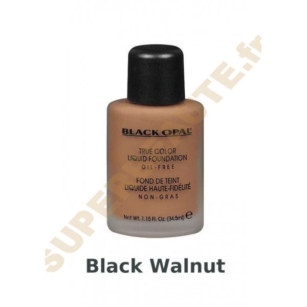 Fond de Teint Liquide 34.5ml BLACK WALNUT