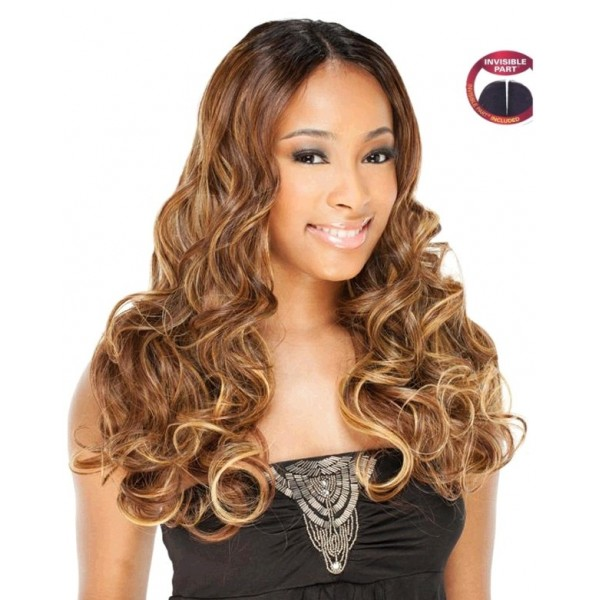EQUAL tissage Invisible ROMANTIC CURL 4 PCS