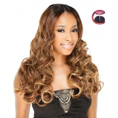 EQUAL tissage Invisible ROMANTIC CURL 4 PCS *