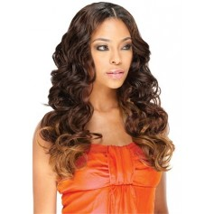 MODEL tissage invisible ROMANCE LONG 4 PCS *