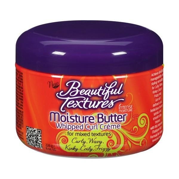 BEAUTIFUL TEXTURES Crème fouettée MOISTURE BUTTER 226g