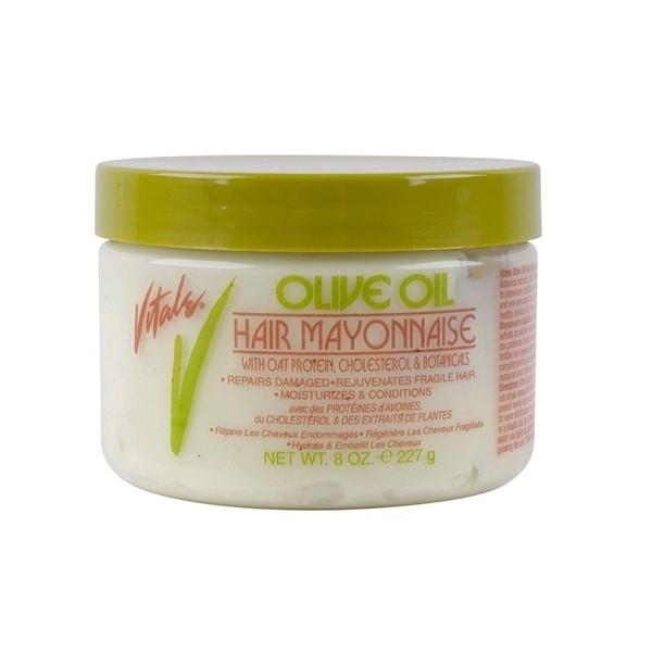 VITALE Masque HAIR MAYONNAISE à l'Olive 227g