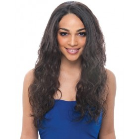 JANET Brazilian NATURAL BODY wig (Lace Front)