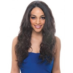 JANET perruque brésilienne NATURAL BODY (Lace Front)