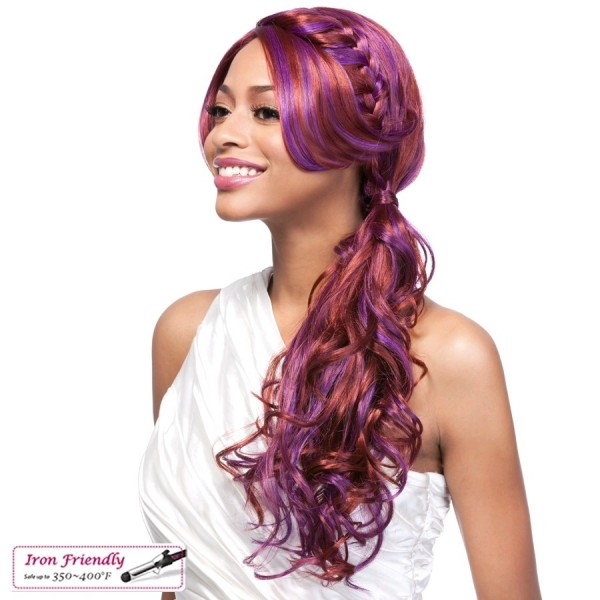 IT'S A WIG perruque VERMONT (Braid Lace)