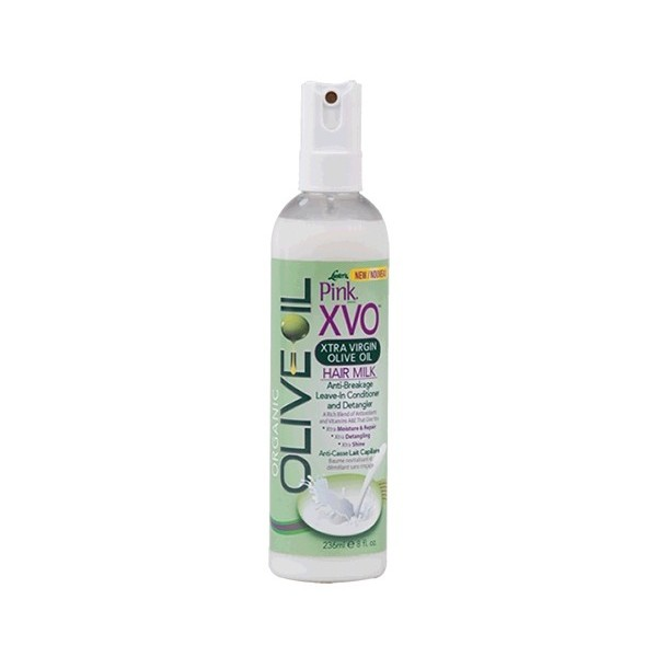 PINK Lait capillaire HAIR MILK XVO 236ml