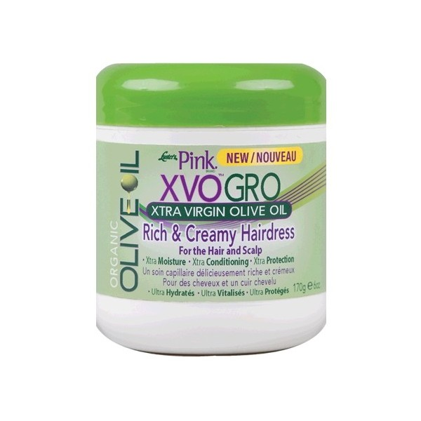 PINK Soin capillaire XVO GRO 170g