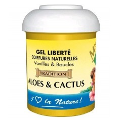Gel ALOES & CACTUS 125ml