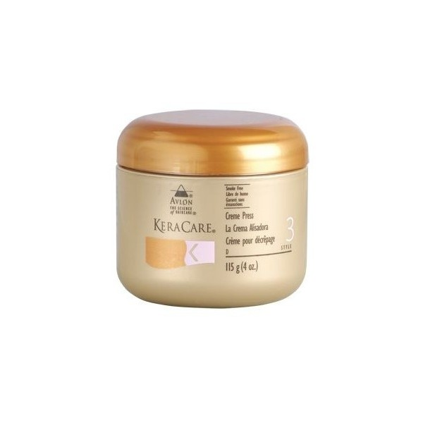 KERACARE Crème pour décrêpage 115g