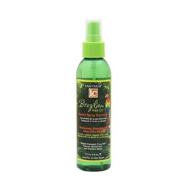 FANTASIA Traitement spray à huile KERATIN BRALIZIAN 171 ml