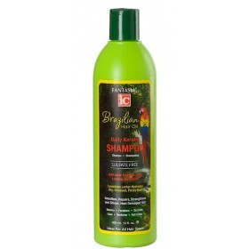 FANTASIA Shampooing huile de KERATINE BRAZILIAN 355 ml