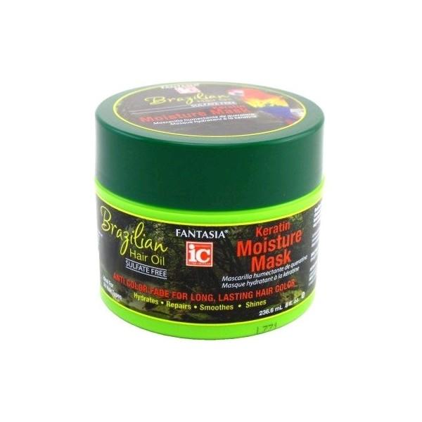 FANTASIA IC Masque huile de KERATINE BRAZILIAN 236.6ml