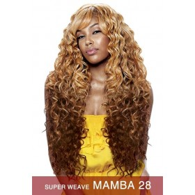VANESSA weaving MAMBA 28 (invisible part)
