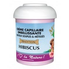 Crème capillaire à la Fleur d'Hibiscus 125ml
