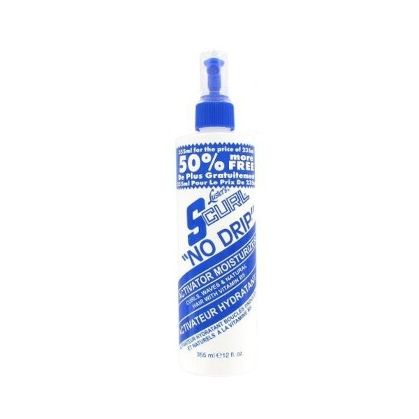 SCURL Activateur de Boucles NO DRIP 355 ml