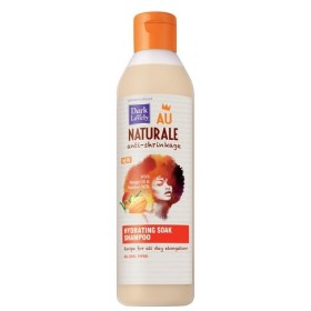 Dark & Lovely AU NATURALE Shampooing bain d'hydratation (hydrating soak) 400ml