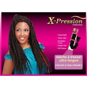 JEWEL mat X BRAID PRESSURE (Kanekalon)