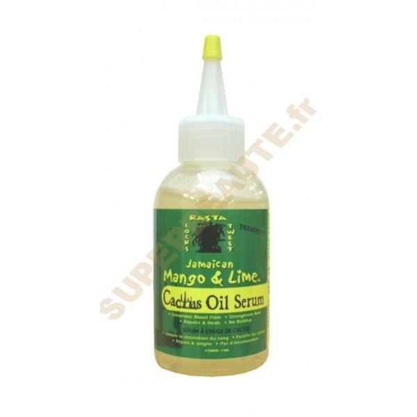 Sérum capillaire à l'huile de Cactus 118ml