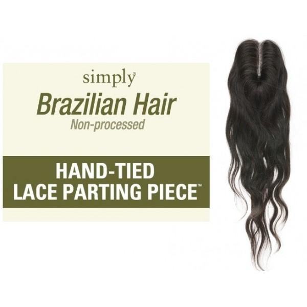 """OUTRE Closure brésilien Lace Parting 16"""""""
