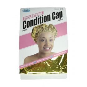 Self-heating cap COLOUR gold