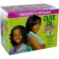 Kit Défrisant Olive Oil Girls
