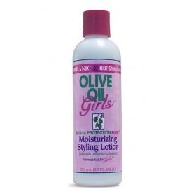 Organic Root Stimulator Styling Lotion Olive Oil Girls 251ml