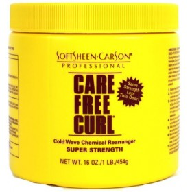 Care Free Curl Relaxing Cream Strong Formula 400g